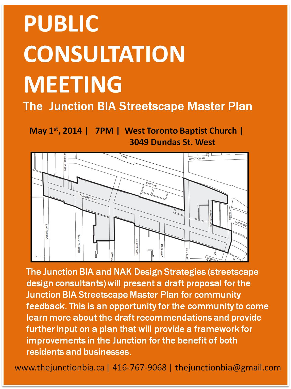 Junction BIA master plan public consultation poster May 1, 2014_1