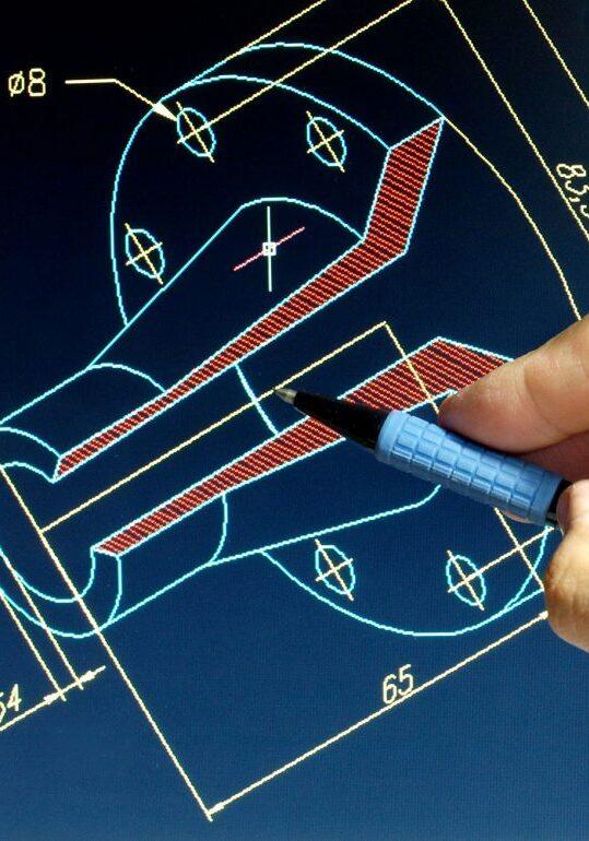 Design Drafting SMF