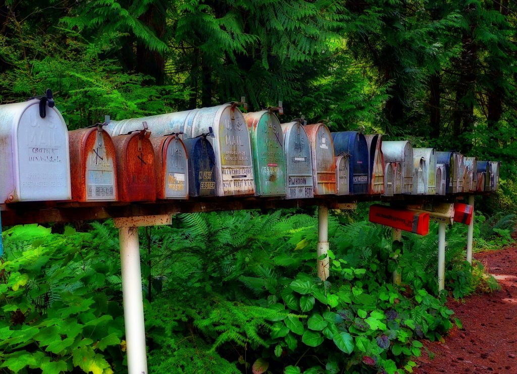 Mailbox shortcuts in Excel - Image by Brigette Werner from Pixabay