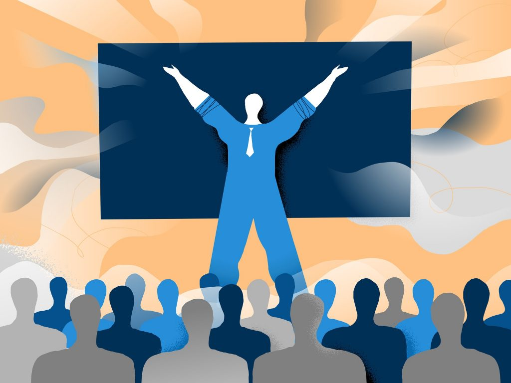 Public Speaking – Getting Your Audience to Play Nice