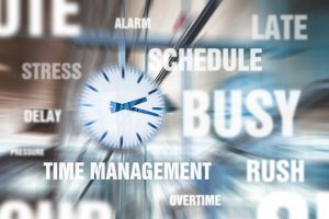 Managing Stress during the Busy Holiday Season