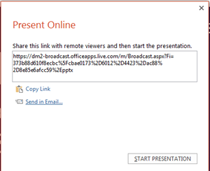 present-online
