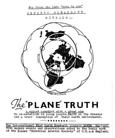 Deluge (Great Flood) 2,NASA,Saturn 2,Socialism 2,Zetetic