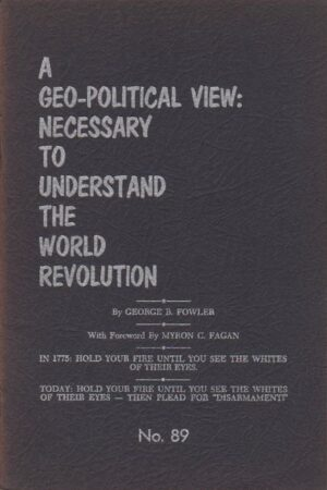 Canaan 1,Central Intelligence Agency,Communism 1,Elemental,Foreign,Hitler 1,Jesuits 1,League 1,Lenin 1,Marx 3,Propaganda 1,Psychiatry,Reserve,Socialism 1,Stalin 1,UNESCO,United Nations 1,World Government