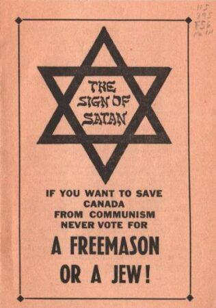 Antisemitism,Freemasonry 1,Judaism 1,Satanism 1
