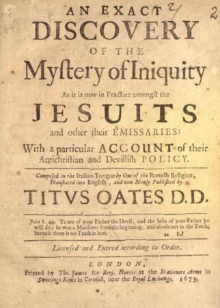 Jesuits 2,Papacy 2,The Church of God,The Devil 2,Titus