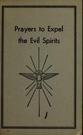 Cherub,Daemons 1,Dragon 1,Exorcism,Holy Spirit 1,Jesus 2,Levites,Nazareth,Papacy 1,Principalities and powers,Satanism 2,Seraphim,The Church of God,The Devil 2