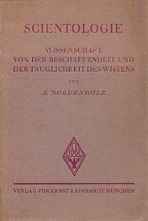 Apologetic,Cosmology,Darwinism,Epistemology,Hubbard,Nordenholz,Portal,Scientology