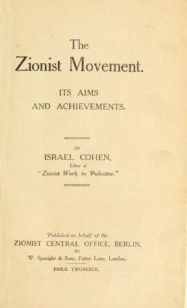 Antisemitism 2,Exodus 2,Jewry 2,Judaism 2,Montreal,Nazareth,Oppenheimer,Propaganda 2,Socialism 2,Zionism 1