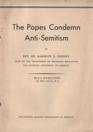 Antisemitism 2,Apologetic,Aryan 2,Catholic 2,Freeman,Nazism 2,Papacy 1,Propaganda 3,Tribulation