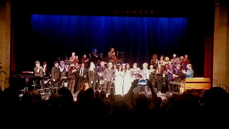 Seraphonium Live on Stage