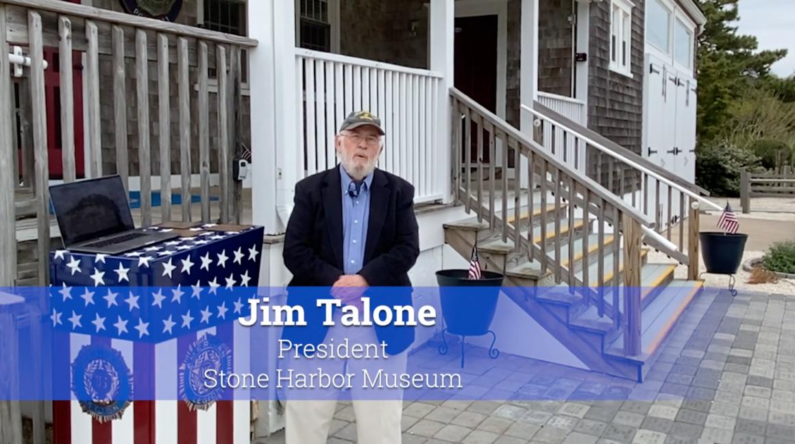 Stone Harbor Museum Minute #8 Stephen Ludlam