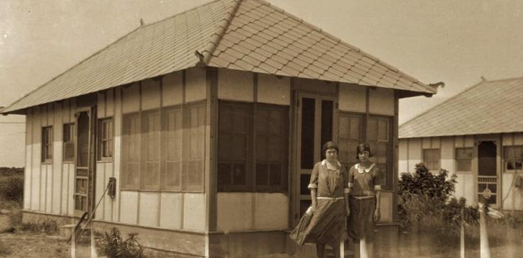 Stone Harbor Museum Minute #14 The Robert Spell Photos