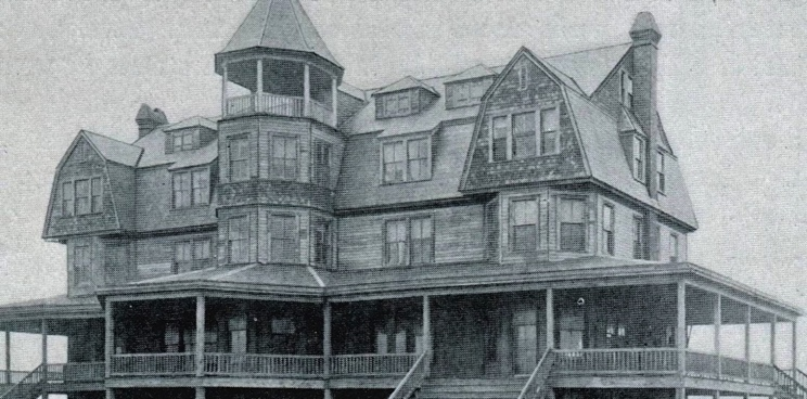 Stone Harbor Museum Minute #15 The Abbotsford Inn