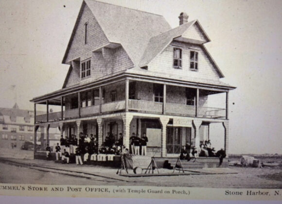 The Sassafras House