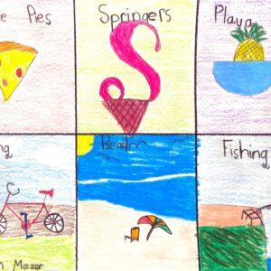 #15 – My Favorite Things in Stone Harbor – Preston Moszer – Age 8