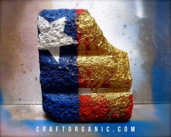 Red, White, Blue, Gold