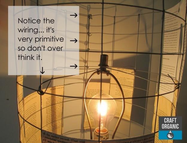 Lamp Shade Interior