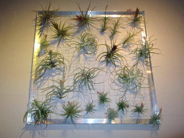4x4' wall installation