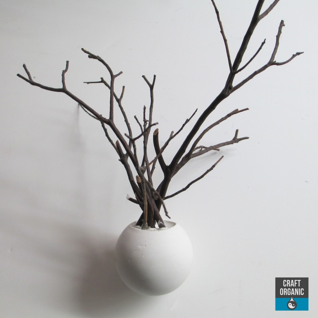 Tree with Sphere Base