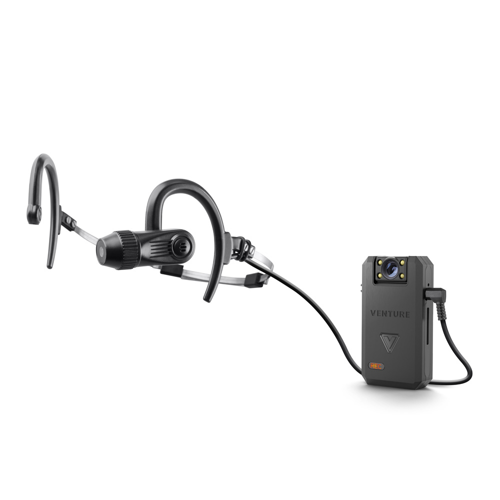Venture bodycam POV headset camera accessory