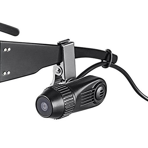 Eye Vision Camera close up 1