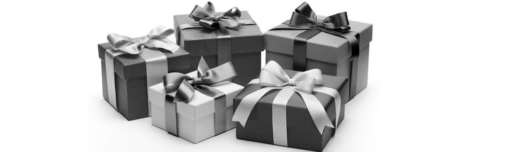 ``Atrévete a abrir sus regalos``