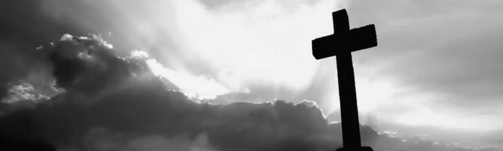 ``Domingo de palmas: al pie de la cruz``