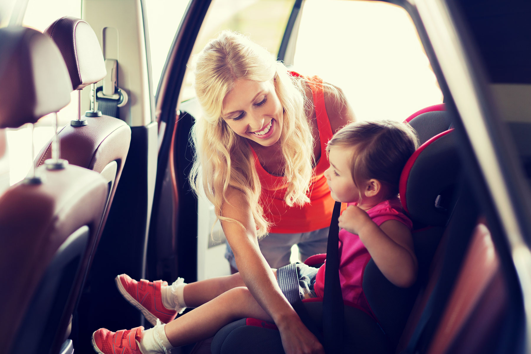 3 Tips to keep a minivan clean and organized