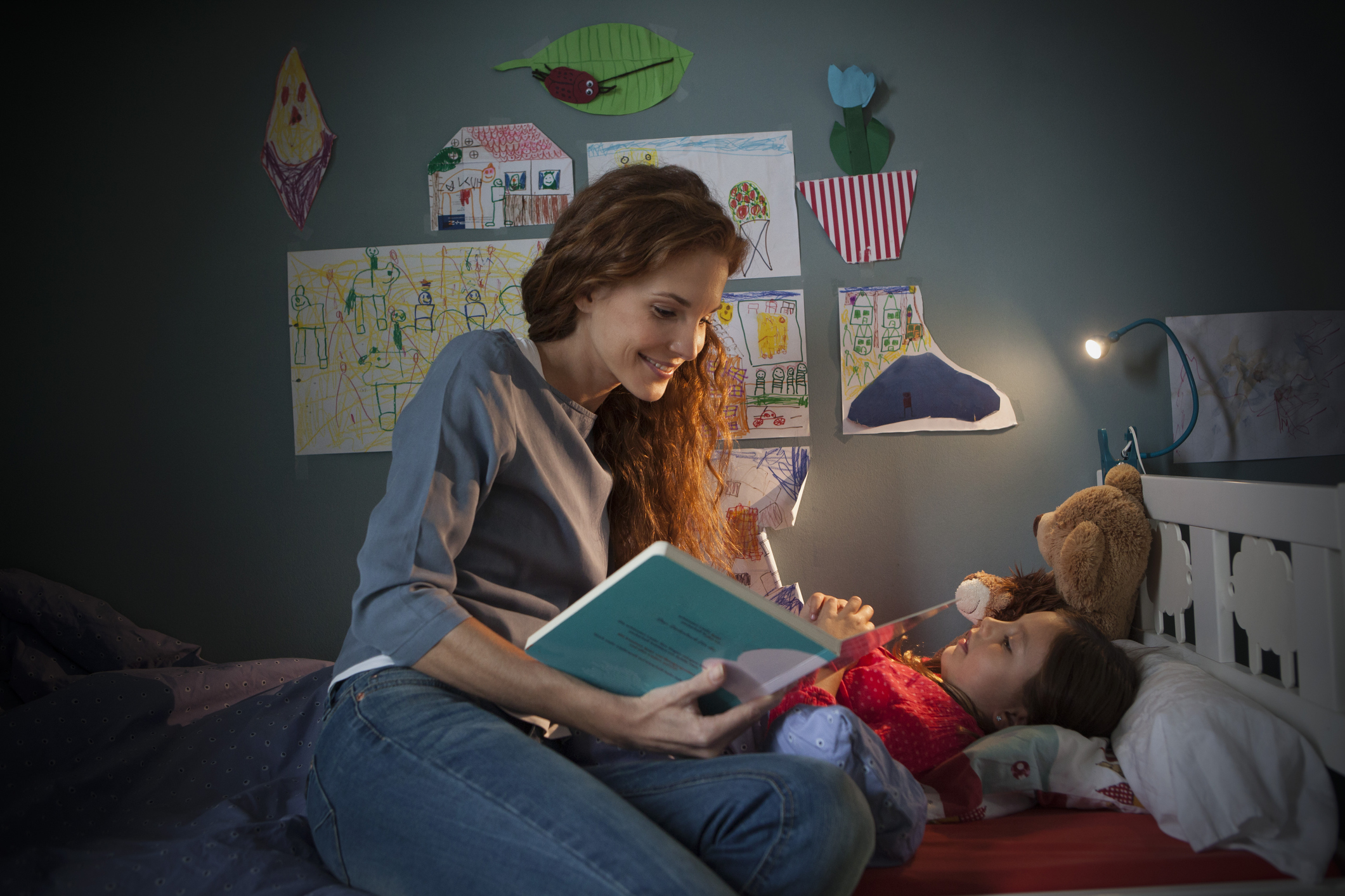 6 Tips to help kids with bedtime