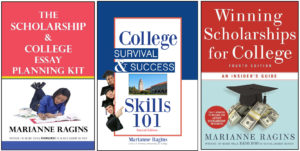 The Scholarship and College Essay Planning Kit