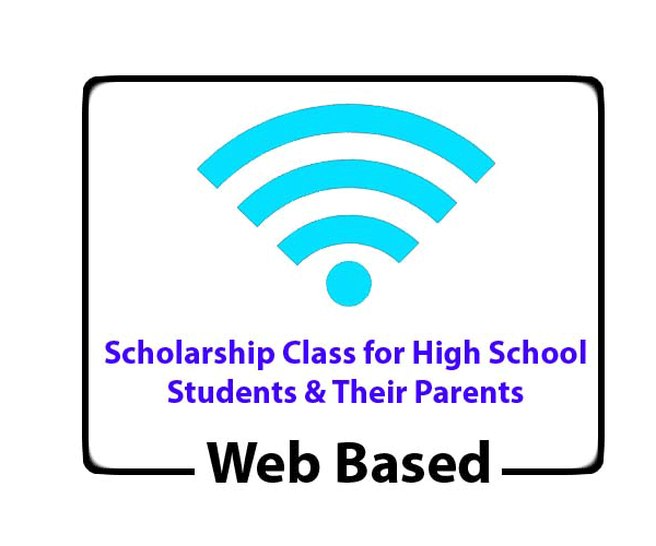 Virtual Scholarship Class for High School Students and Their Parents