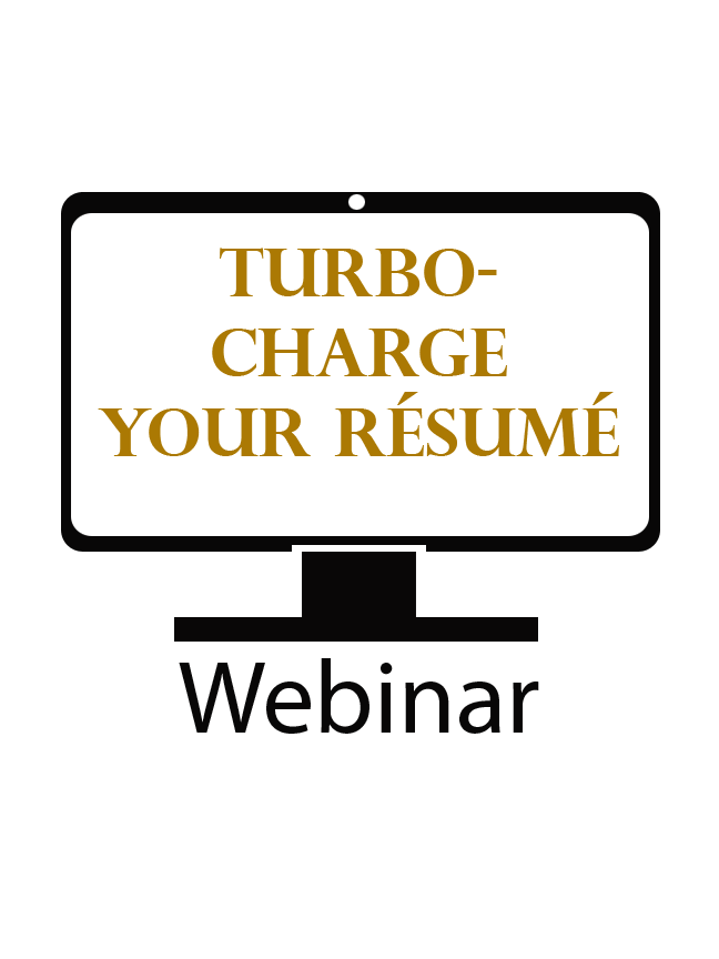 Turbo Charge Your Student Resume