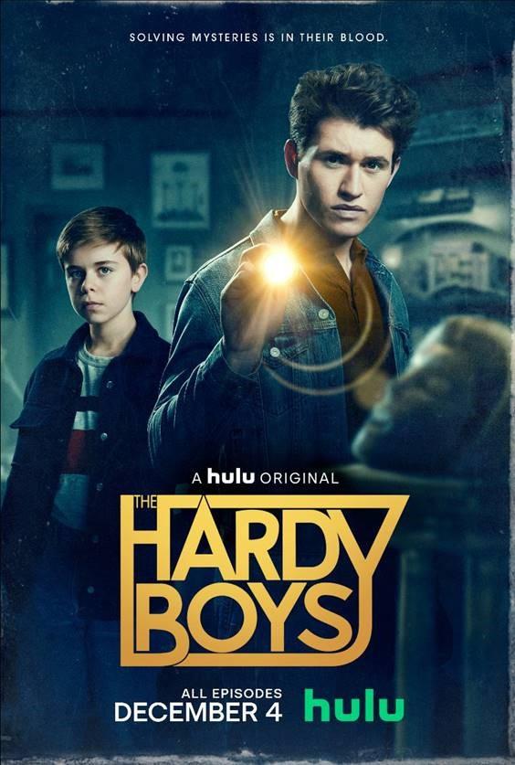 Hardy Boys Trailer