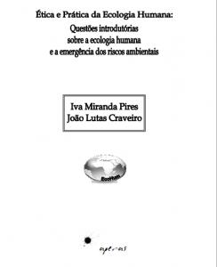 Capa de Livro: Ética e Prática da Ecologia Humana