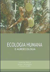Capa de Livro: Ecologia Humana e Agreocologia