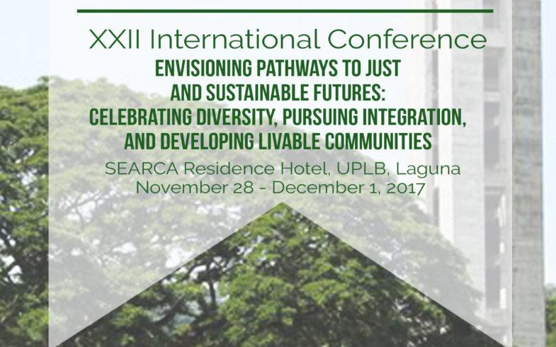 Submissão de trabalhos  para XXII Conferência Internacional de Ecologia Humana