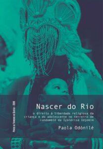 Capa de Livro: NASCER DO RIO