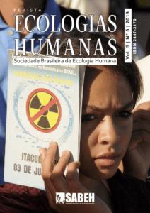 Capa de Livro: Revista Ecologias Humanas - Vol. 5 nº.5 - 2019