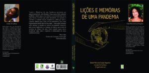 Capa de Livro: Lições e memórias de uma pandemia