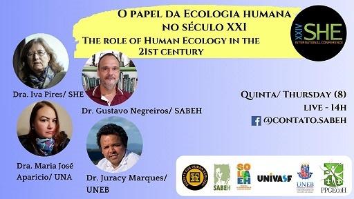 O papel da Ecologia Humana no século XXI