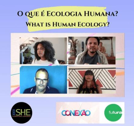 """""""O que é Ecologia Humana?"""" – Programa Conexão Futura"""
