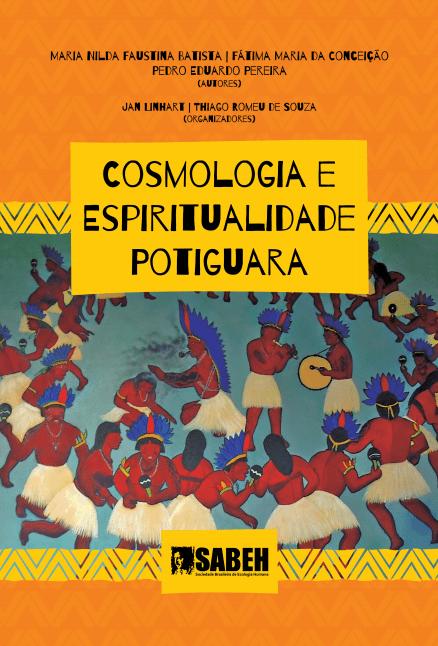 Capa de Livro: Cosmologia e espiritualidade Potiguara