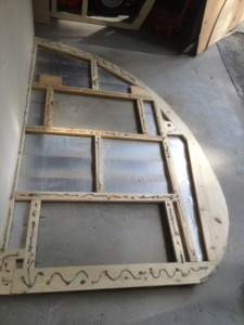 PL Adhesive of the frame