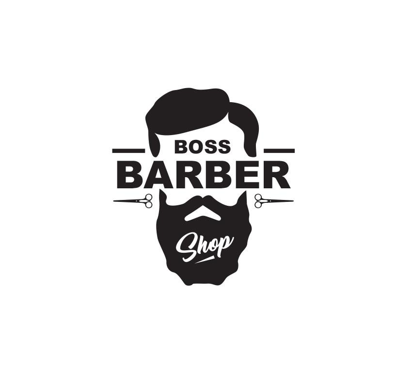 Boss Barber logo