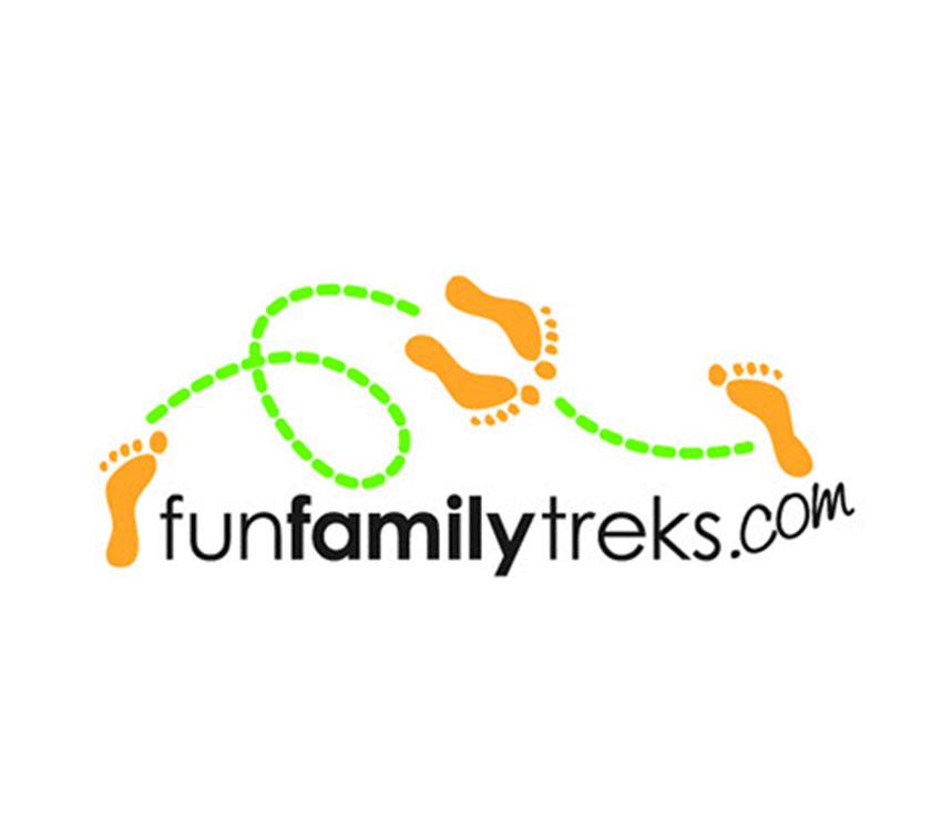 Fun Family Treks logo