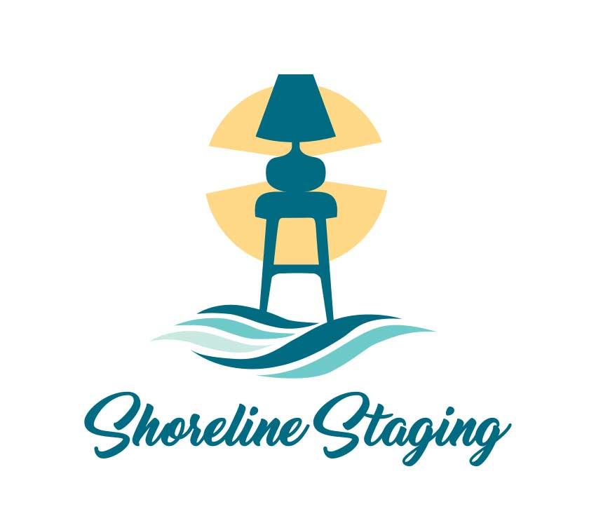 Shoreline Staging logo