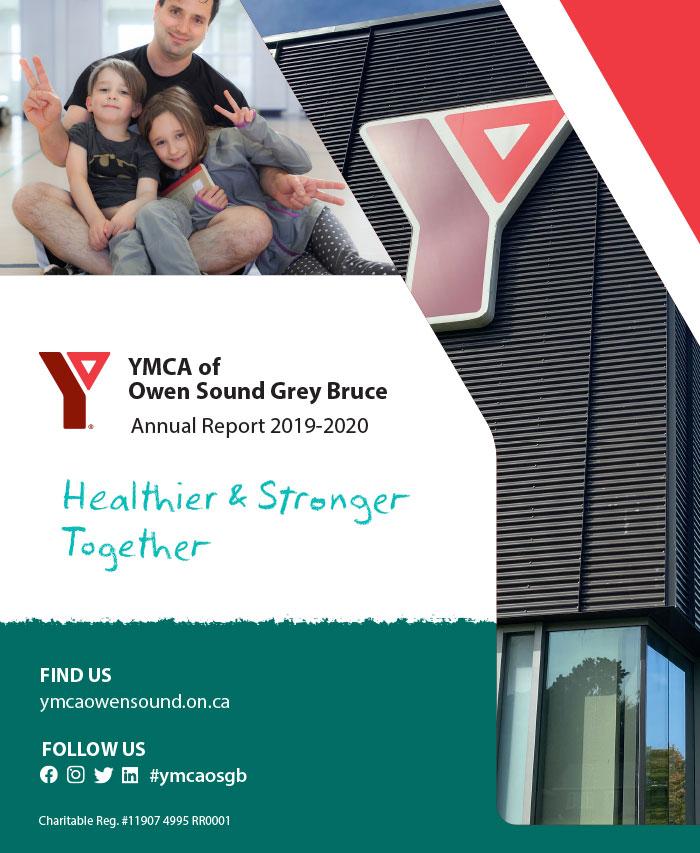 YMCA Annual Report