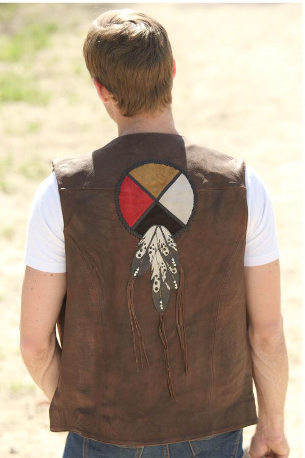 Western wear vests