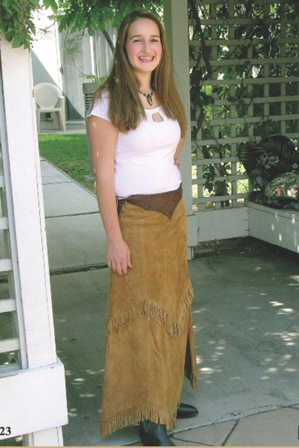 Western wear skirts